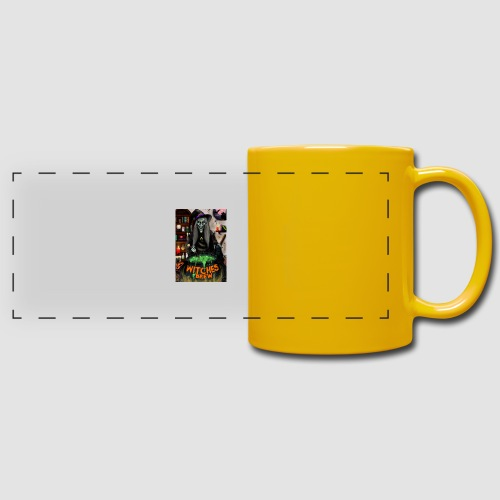 The Witch - Full Color Panoramic Mug