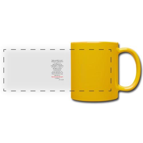 maglia110 dybala - Tazza colorata con vista