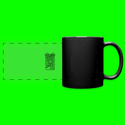 Return to the Dungeon - Full Colour Panoramic Mug