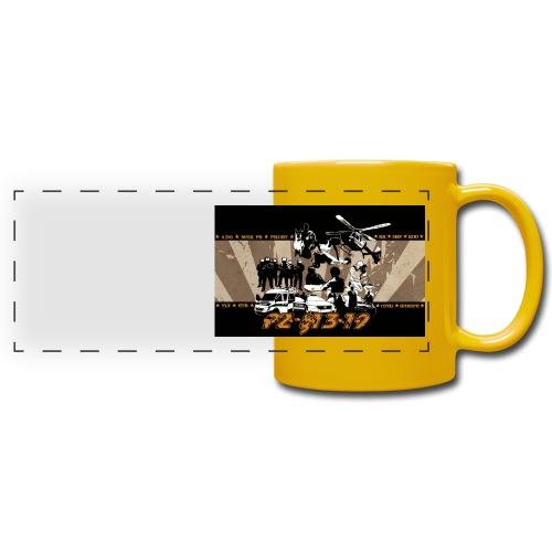 PZ-13-19-Tarantino-gelb - Panoramatasse farbig