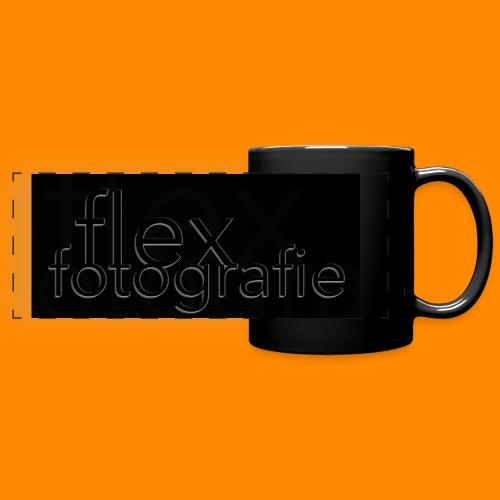 flex fotografie dunkel - Panoramatasse farbig