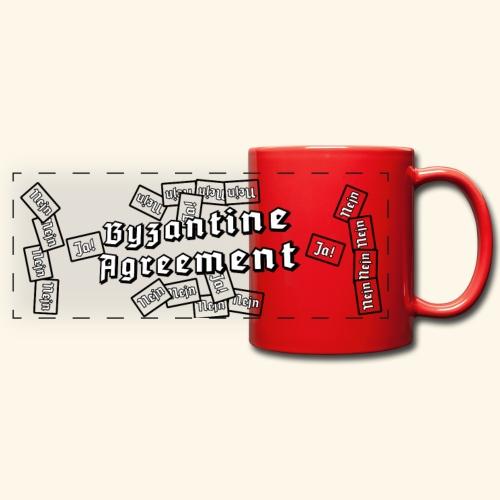 Byzantine Agreement - Full Color Panoramic Mug