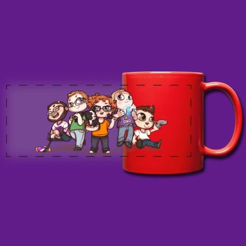 chibibig - Full Colour Panoramic Mug