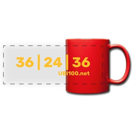 36 | 24 | 36 - UBI - Full Color Panoramic Mug