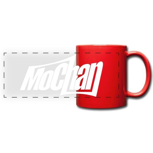 MoChan Logo Persp - Full Color Panoramic Mug