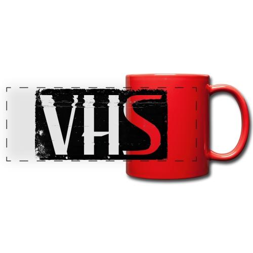 VHS BLACK LABEL - Panoraamamuki värillinen