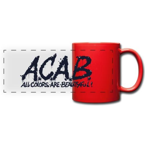 ACAB - Panoramakrus, farvet