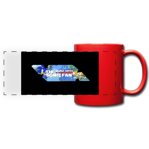 ThePolishSonicFan - Full Colour Panoramic Mug