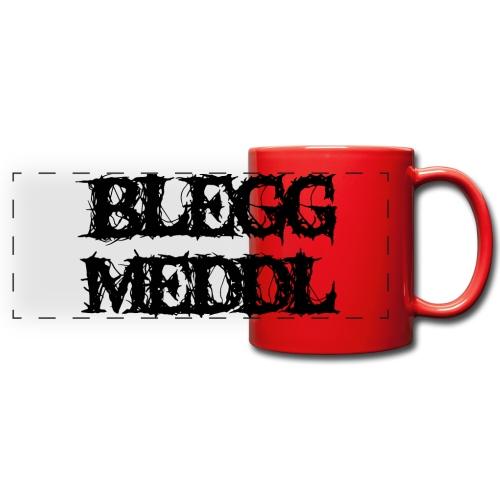 Blegg Meddl - Panoramatasse farbig