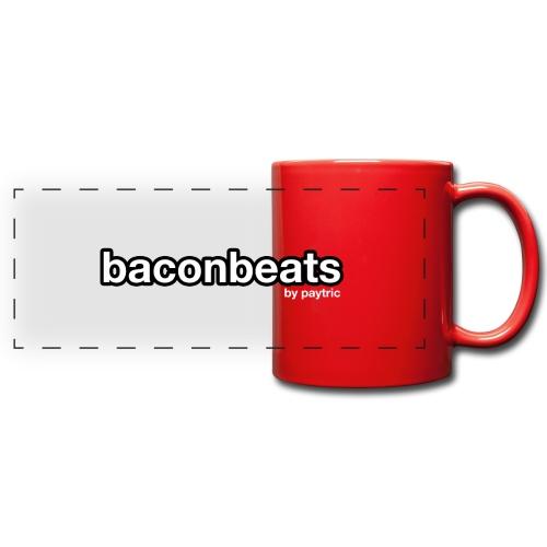 baconbeats - Panoramatasse farbig