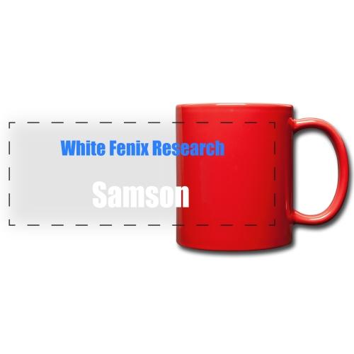 WFR Samson - Mug panoramique uni