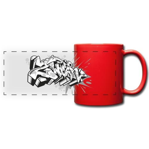 √ graffiti 2Wear dae 2tone - Panoramakrus, farvet