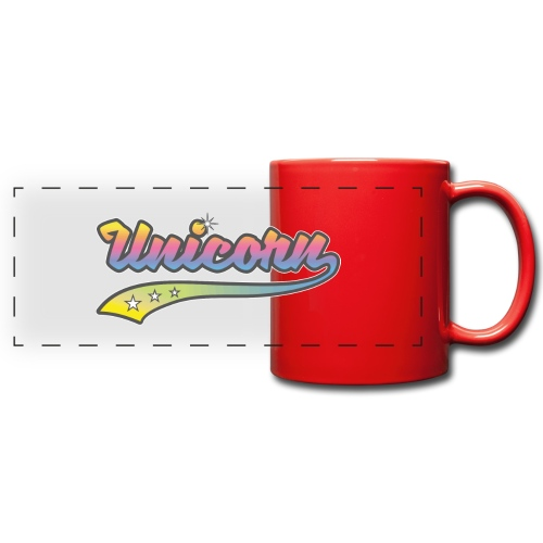 Unicorn Sport - Mug panoramique uni
