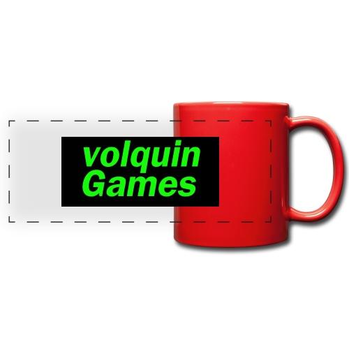 volquin - Panoramamok gekleurd