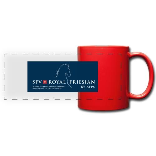 SFV Royal Friesian BLUE - Panoramatasse farbig