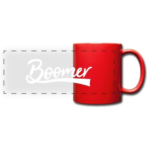 Boomer - Panoraamamuki värillinen