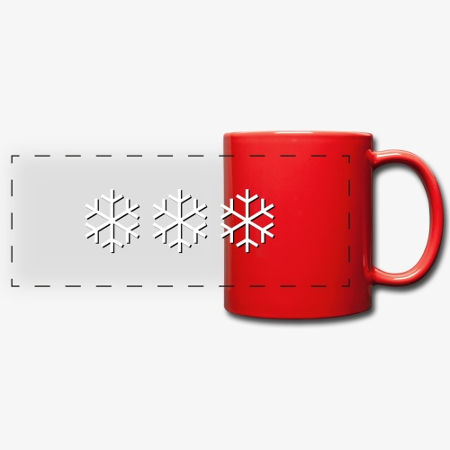 Calm yourself! (Logo Edition) - Full Color Panoramic Mug