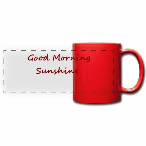Good morning Sunshine - Panoramamok gekleurd