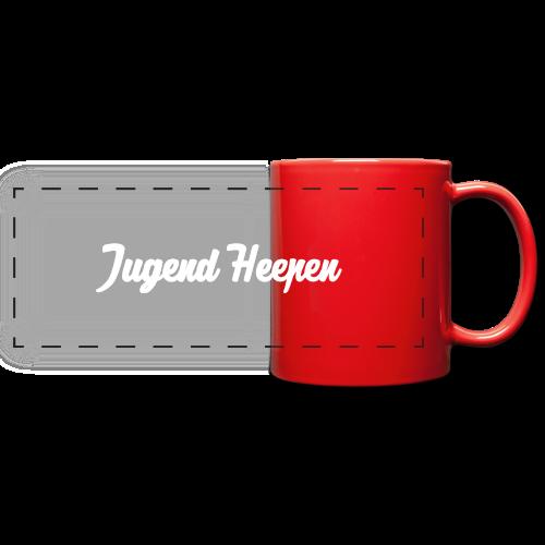 Jugend Heepen Tasse - Panoramatasse farbig