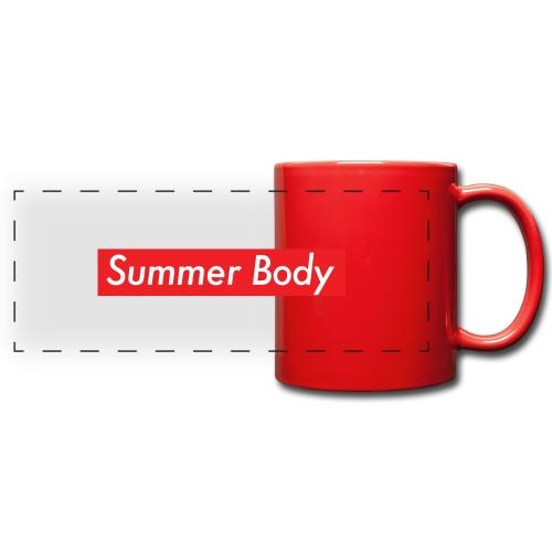 Summer Body - Mug panoramique uni