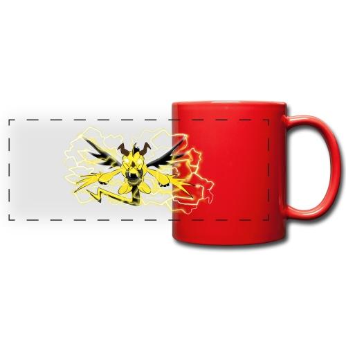 Fulgur il drago elettrizzante - Tazza colorata con vista