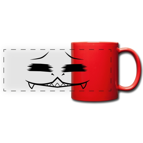 Sleepynaz (very sleepy) - Full Color Panoramic Mug