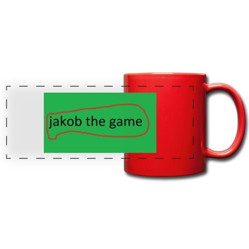 jakob the game - Panoramakrus, farvet