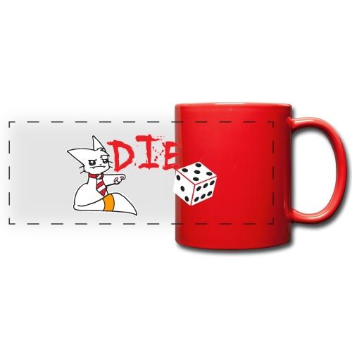 DIE - Full Color Panoramic Mug