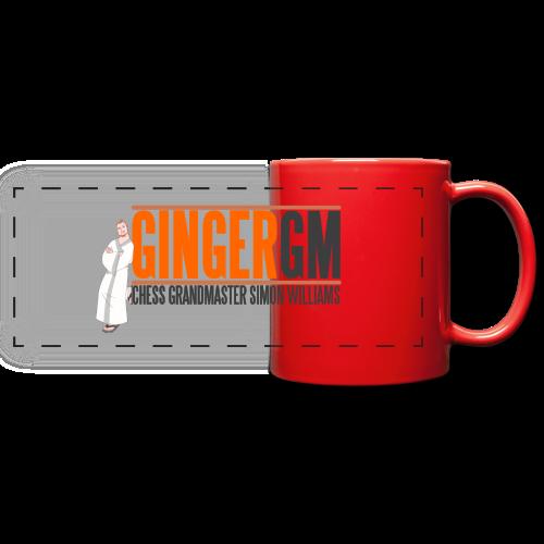 Ginger GM Logo - Full Color Panoramic Mug