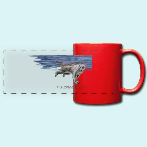 Polar-Blues-SpSh - Full Color Panoramic Mug