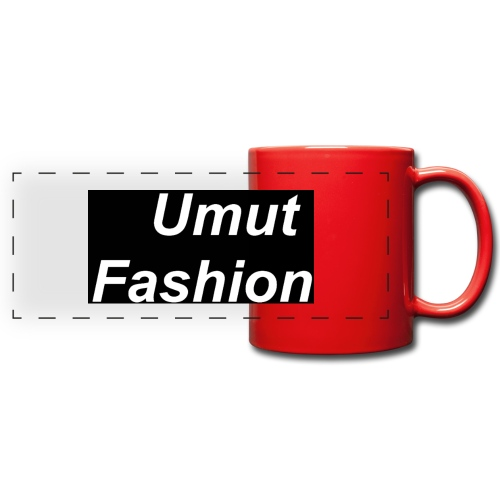 Umut Fashion - Panoramatasse farbig