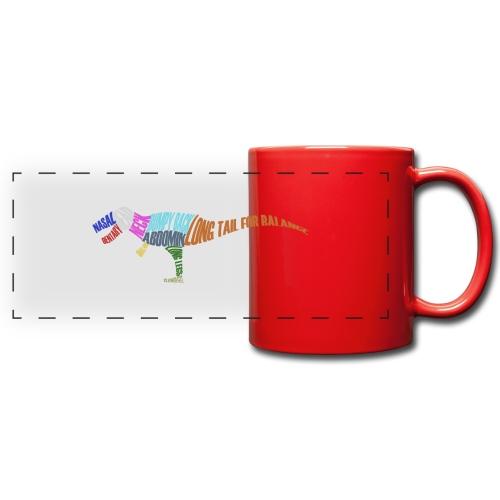DINOSAUR - Full Color Panoramic Mug