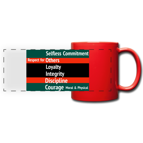 S.O.L.I.D.C. - Full Color Panoramic Mug