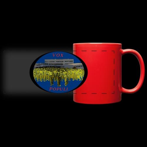 Vox Populi - Tazza colorata con vista