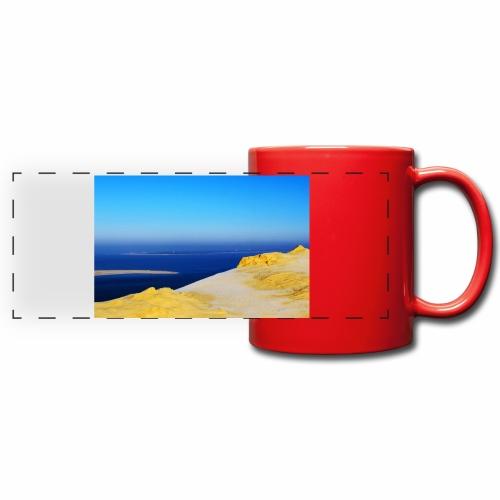 Dune du Pilat - Cap Ferret - Full Color Panoramic Mug