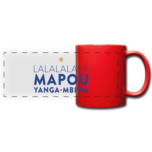Mapou YANGA-MBIWA - Mug panoramique uni
