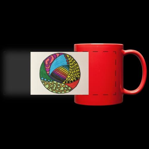 circle corlor - Panoramakrus, farvet
