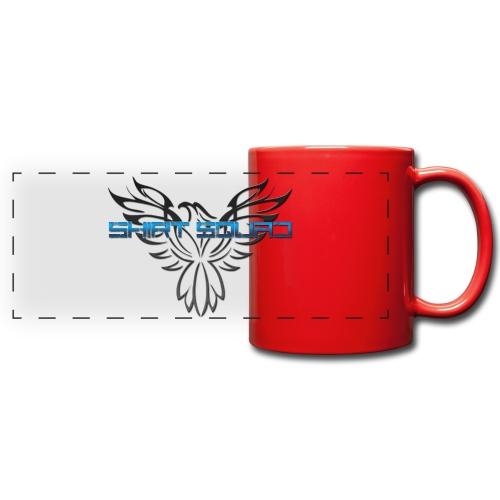 Shirt Squad Logo - Full Color Panoramic Mug