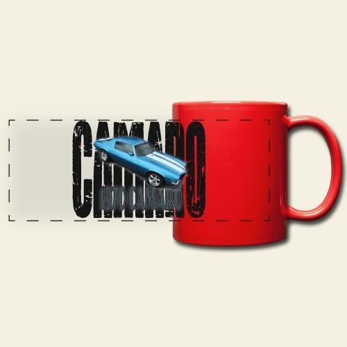 70 Camaro - Panoramakrus, farvet