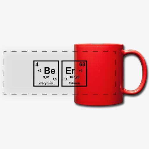 BEER - Full Color Panoramic Mug
