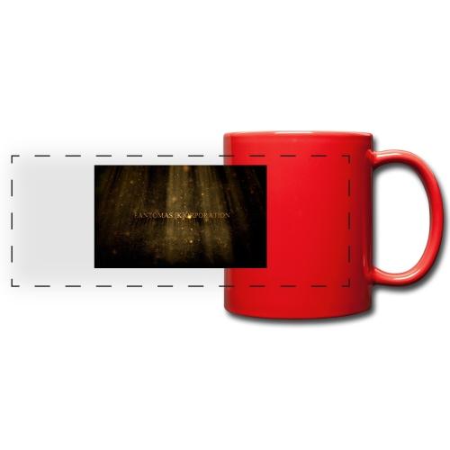 Fantomas Korporation Halo - Mug panoramique uni