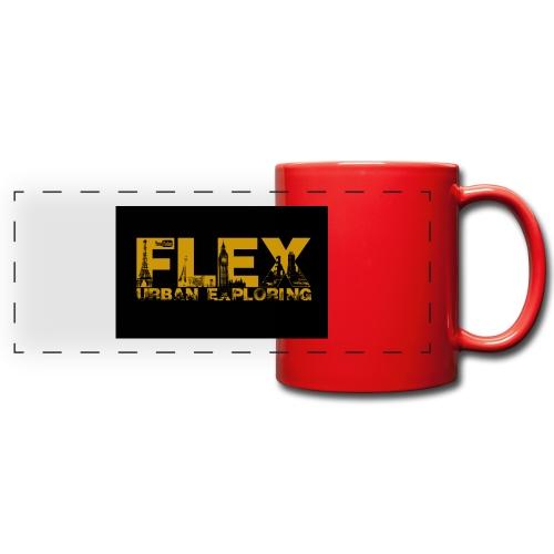FlexUrban - Full Color Panoramic Mug
