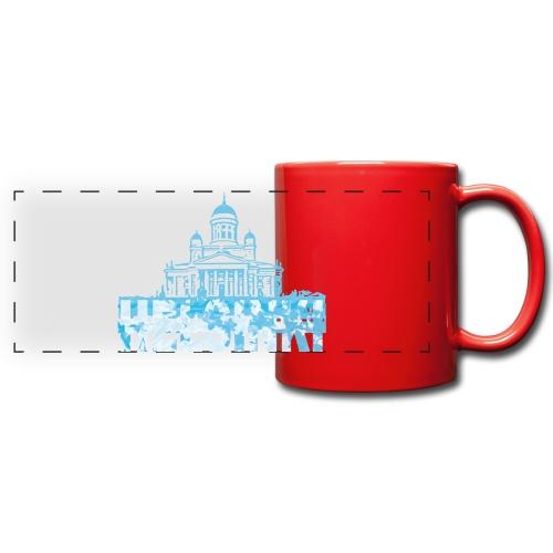 Helsinki Cathedral - Full Color Panoramic Mug