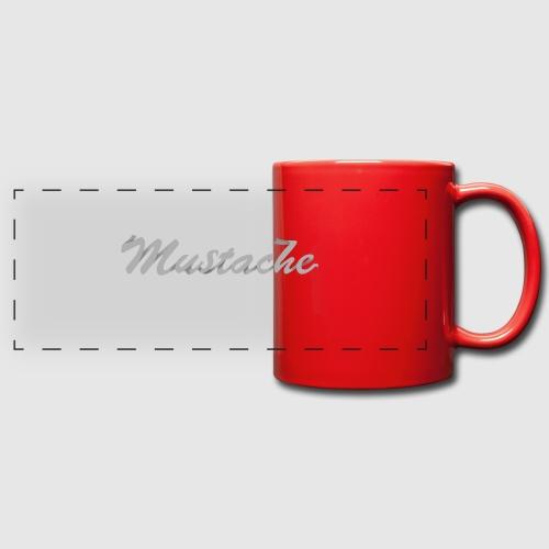 White Lettering - Full Color Panoramic Mug