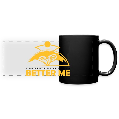 Better Me - Full Color Panoramic Mug