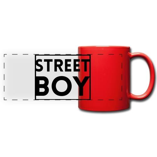 street boy - Mug panoramique uni