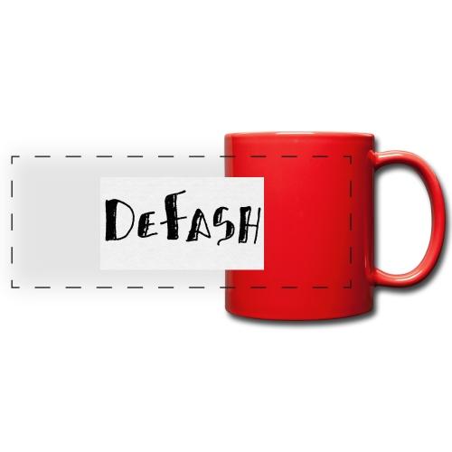 Defash1-png - Mug panoramique uni