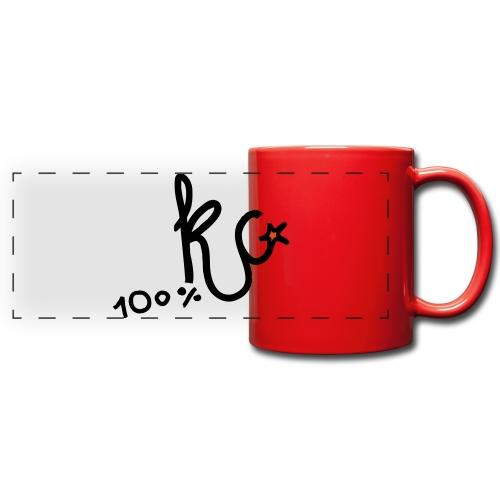 100%KC - Panoramamok gekleurd