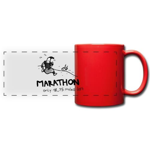 marathon-png - Kolorowy kubek panoramiczny