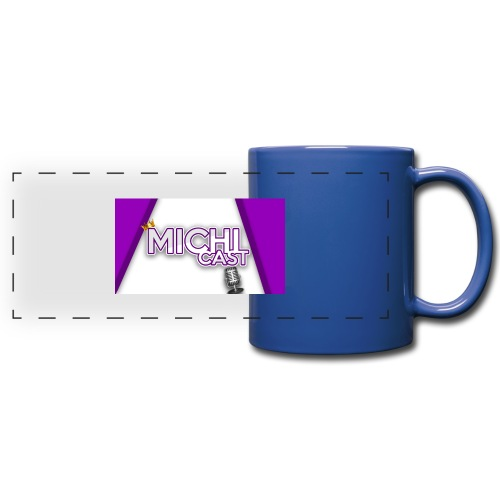 Camisa MichiCast - Full Color Panoramic Mug